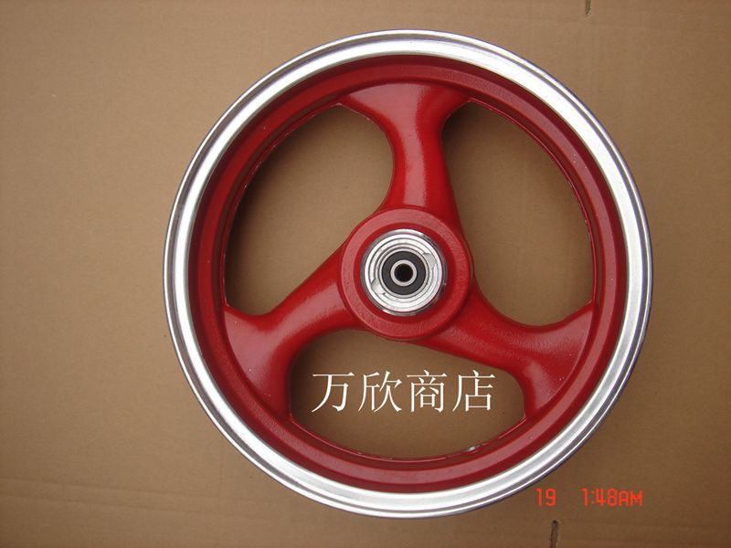 ФОТО Motorcycle 13-inch hussars R5 R9 Majestic T3 T5 T2 front wheel rims