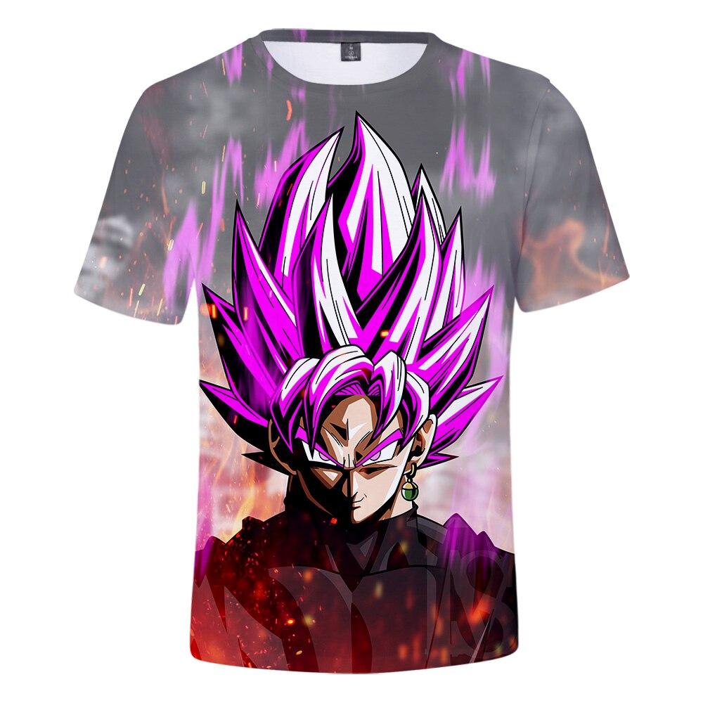 Dragonball Z Goku Streetwear Men/Women 50