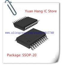 NEW 10PCS/LOT PIC16F648A-I/SS PIC16F648A PIC16F648 16F648A SSOP-20  IC