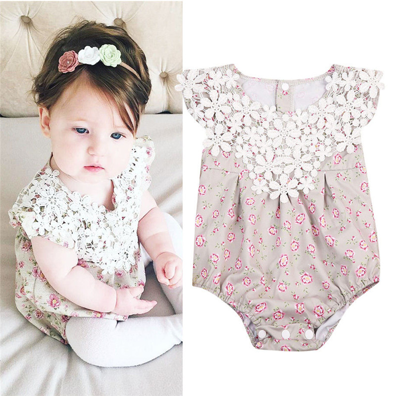 2017 baby summer bodysuits newborn ropa bebe cotton body - Ropa bebe 0 meses ...