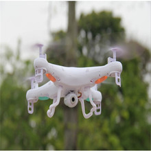 2016 Hotsale Flying RC Drone HD Camera SYMA 4Channel 6-Axis Helicopter Quadcopter Plane Remote Control Professional Camera 2MP