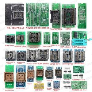 Image 3 - RT809H Emmc nand FLASH Evrensel Programcı + 44 Ürünleri EDID ILE LCD KABLO HDMI VGA ISS Kurulu EMMC nand Ücretsiz kargo