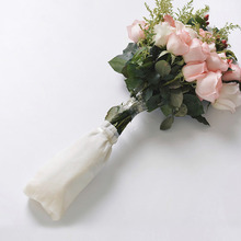 30cm*10pcs Thicken Flowers Tissue Paper Bouquets Moisturizing Absorbent Sponge Packaging Materials Transport Florist Sup