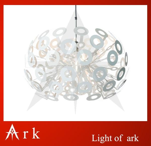 ARK LIGHT ems free shipping Wholesale Holand Dandelion Pendant Lamp Suspension Modern Light dia 55cm