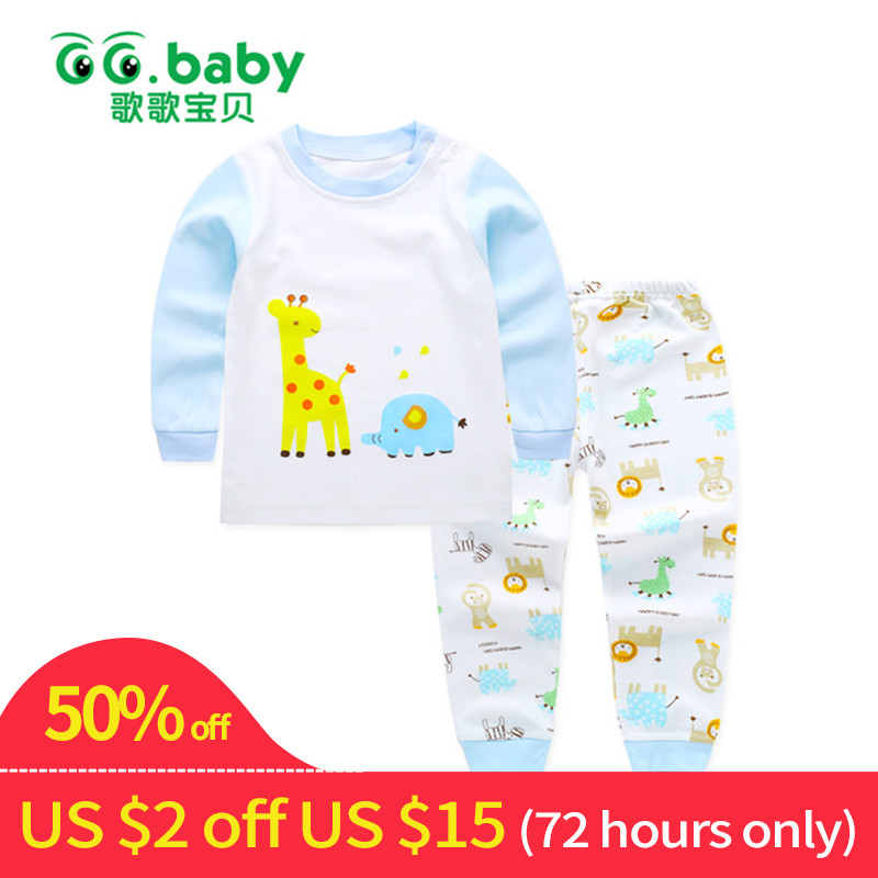 Children Clothing Set Pajamas Sets Kids Girls T-shirt Pants Kit Suit Newborn Baby Boys Clothes Set Pajamas For Boy Suits Outfits summer baby boy clothing set jeans pants white gray t shirt children clothes 3 pieces sets for boys suit outfits 1 2 3 4 5 6 y