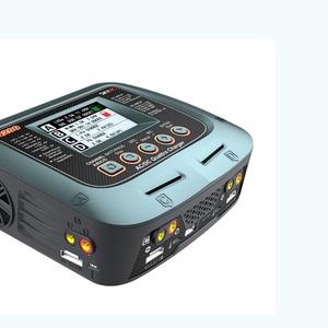 Image 3 - SKYRC Q200 1 ila 4 akıllı şarj cihazı/deşarj AC/DC Drone şarj dengeleyici Lipo/LiHV/lityum demir/iyon/NiMH/NiCD/kurşun asit
