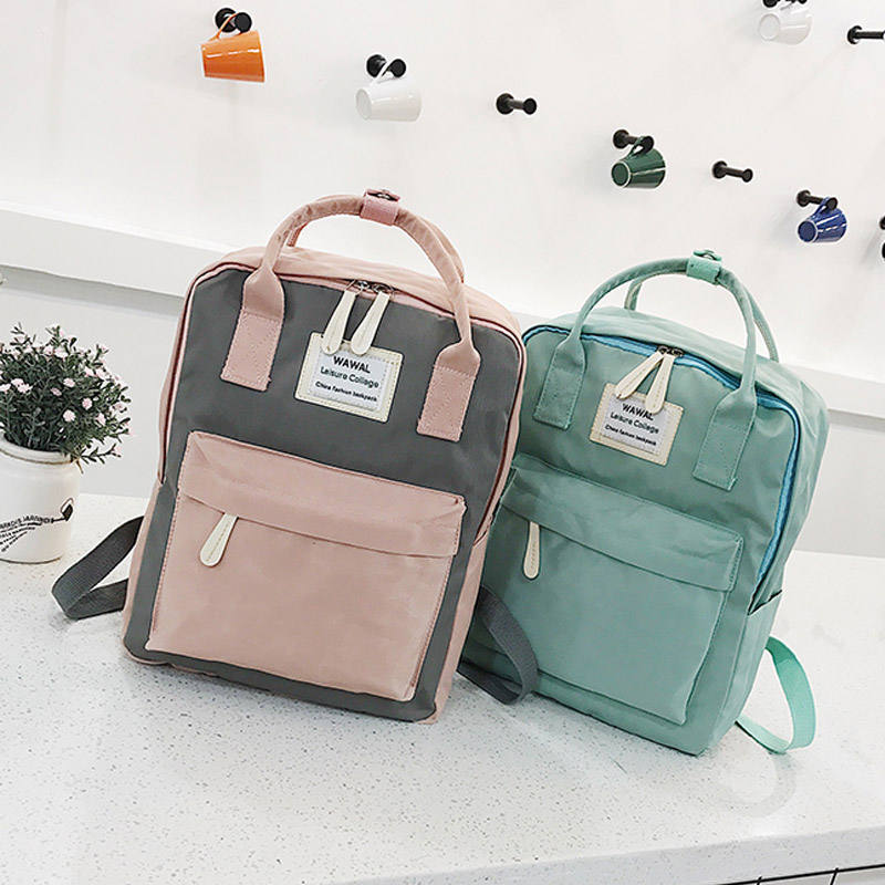 Female Laptop Casual Backpack Cute Travel Bag Anti Theft School Bags For Teenage Girls Waterproof Sports Backpacks Woman 2019