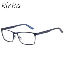 Kirka 2017 New Designer Cheap Spectacle Frame Eyeglasses Frames Men Eyewear Optical Frame Prescription Eye Glasses Fashion Brand