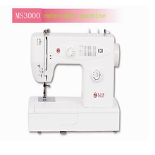 MS3000 Domestic Computerized Sewing&Embroidery Machine,Complete Strong Metal Body,Built-in Over 3000 Pattern