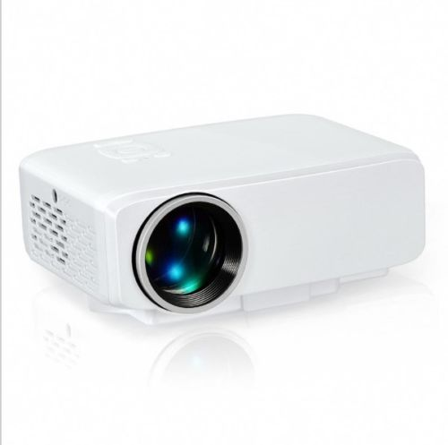 Tv Tuner Projector High Definition Home Theater Wxga Full: Portable LCD Micro Mini Projector 1080P Full HD HDMI Video