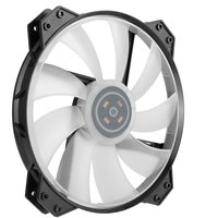 COOLER MASTER R4 200R 08FC R1 MF200R RGB Premium Quality 200mm RGB Hybrid Silent High Airflow in Take Fan for Computer Case