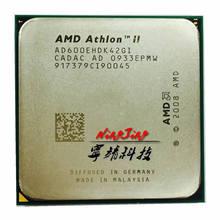 Amd athlon ii x4 600e x4 600 2.2 ghz processador cpu quad-core ad600ehdk42gi soquete am3