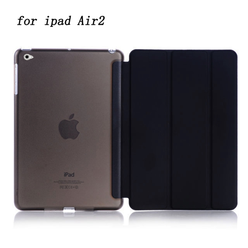 Auto Sleep/Wake Up For iPad Air 2 Cover Cover Ultra Slim For iPad Air 2 Case Magnetic Cover New 9.7inch Smart Case For iPad 6