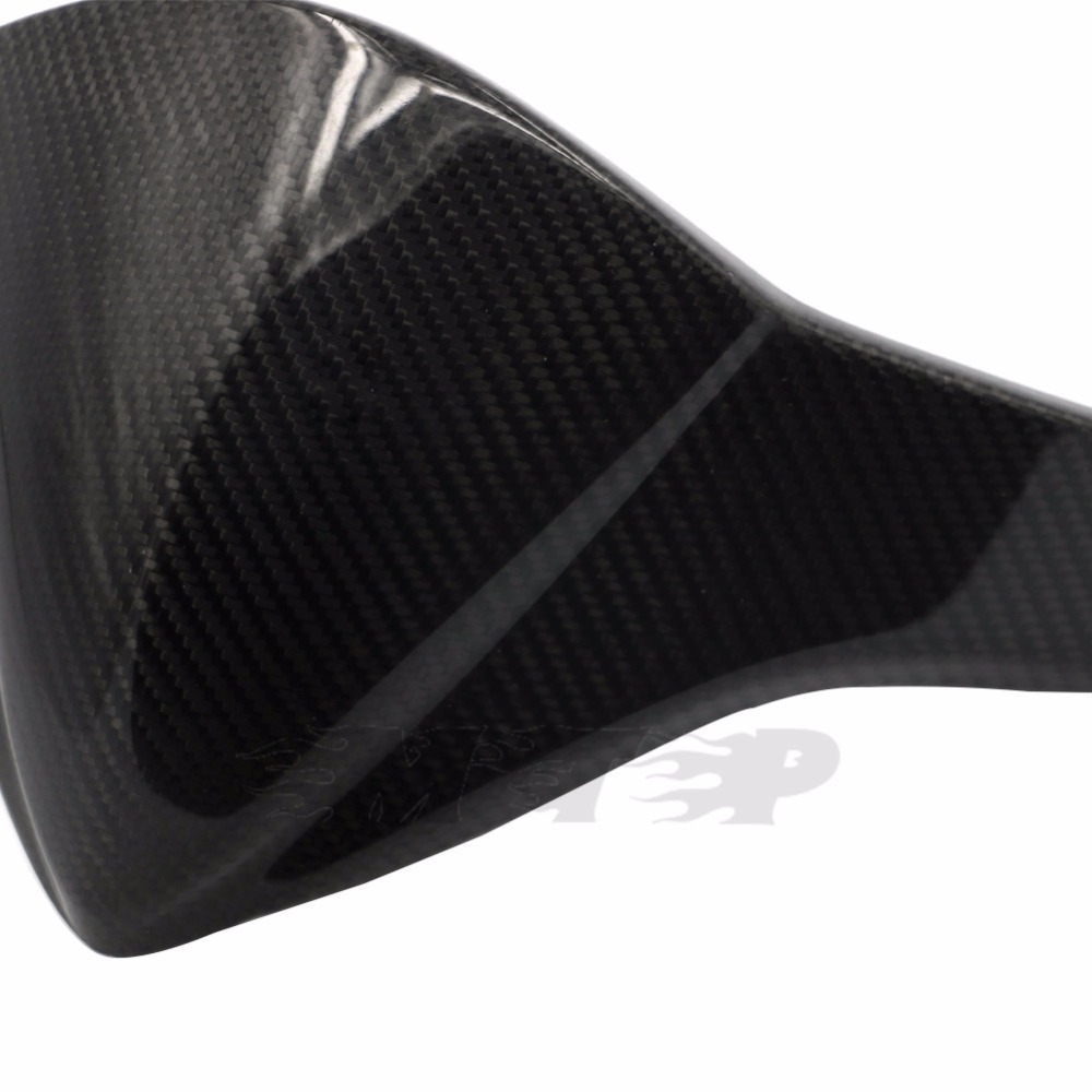 2008-2017 CB1000R Upper Front Nose Windshield Screen Fairing Cowl Carbon Fiber