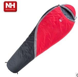 NH Мумия сумка супер легкий хлопок спальные мешки, Открытый Отдых спальные мешки 0-5