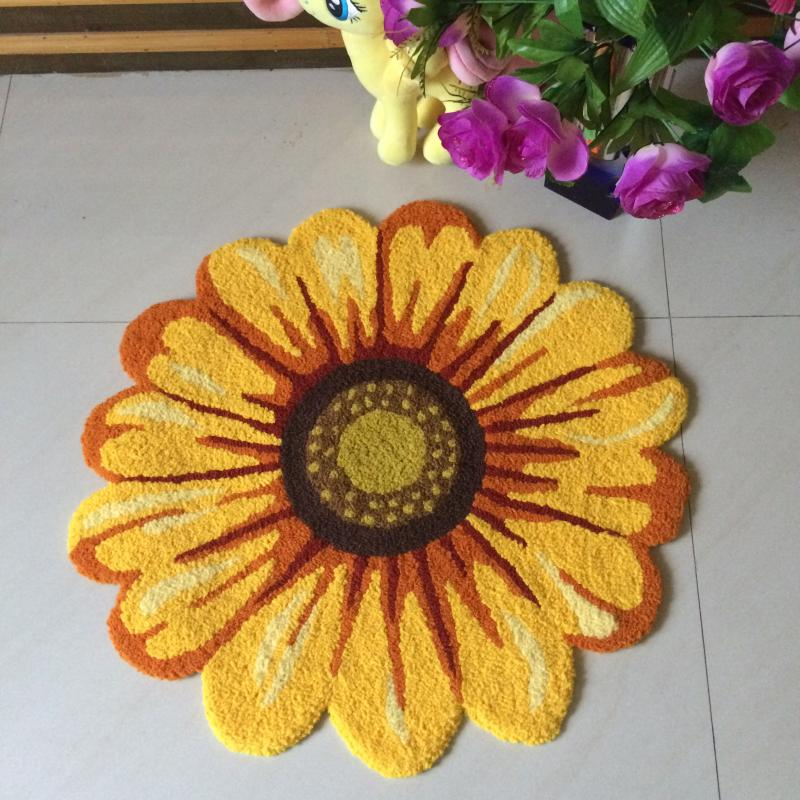 High Quality Handmade Chrysanthemum Slip Resistant Flower