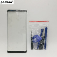 Panbon Front Outer Glass Lens Cover Replacement Parts For Samsung Note 8 N950 S8 G950 S8