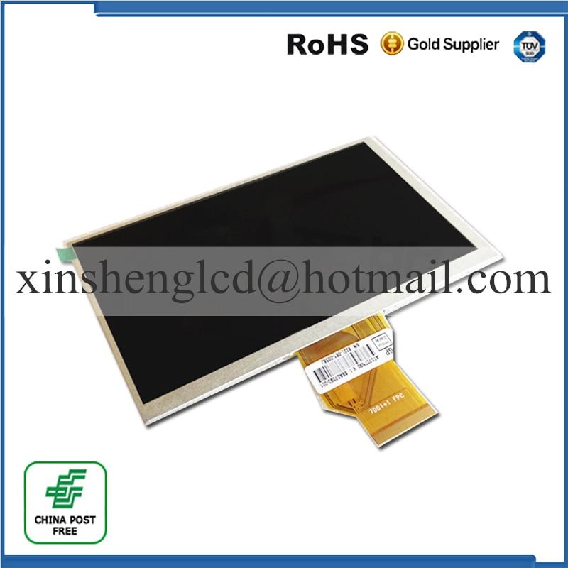 New LCD Display 6.5 iconBIT NetTAB POCKET 3G SLIM NT-3603P TABLET LCD Display Screen Panel Replacement Frame Free Shipping iconbit nettab matrix hd white nt 0708m