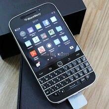 Разблокированный blackberry Classic blackberry Q20 двухъядерный телефон 2 Гб ОЗУ 16 Гб ПЗУ 8МП камера