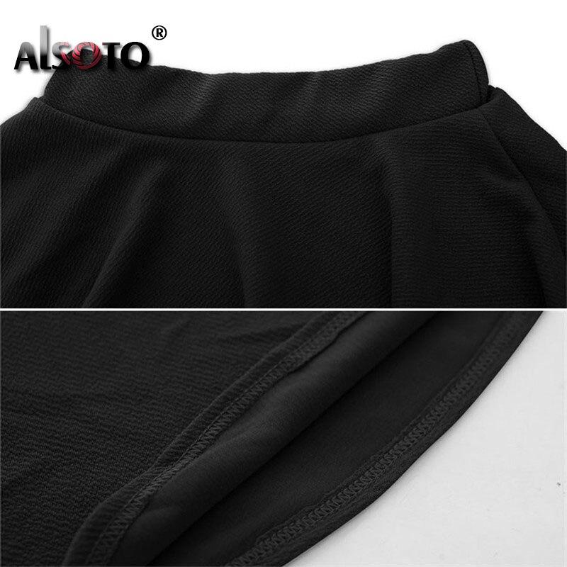 New 2019 Summer style sexy Skirt for Girl lady Korean Short Skater Fashion female mini Skirt