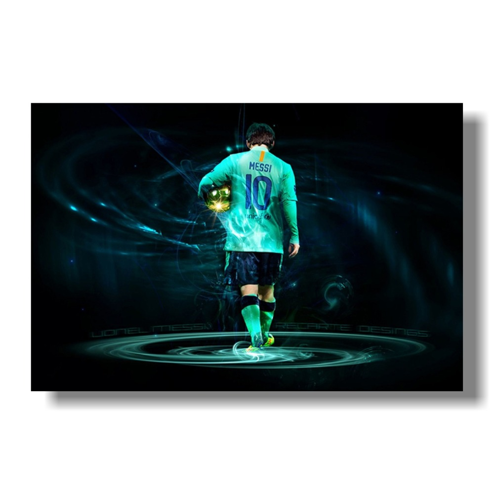 Bodybuilding, Poster, Messi, Inch