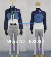 Gundam 00 Setsuna F Seiei Cosplay Costume include belt ACGcosplay