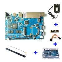 Banana PI BPI R2 Smart Home Draht 2G LPDDR3 + 8 GBEMMC Open-source-Entwicklung Bord Single Board raspberry pi kompatibel