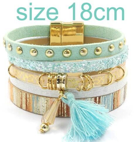blue size 18CM