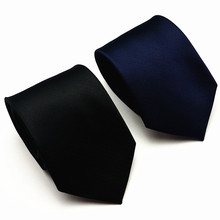 New Arrival Ming Blue And Black Faux Silk And Polyester 145*8cm Vogue Leisure Wholesale And Retail High Quality Necktie T159179