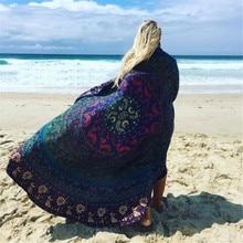 Ouneed Прекрасные Животные Круглый Пляж Бассейн Главная Душ Полотенце Одеяло Скатерть Yoga Mat 922