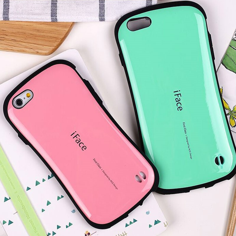 For Iphone X Cacefirst Class Smooth Glossy PC TPU Silicone Cute ...