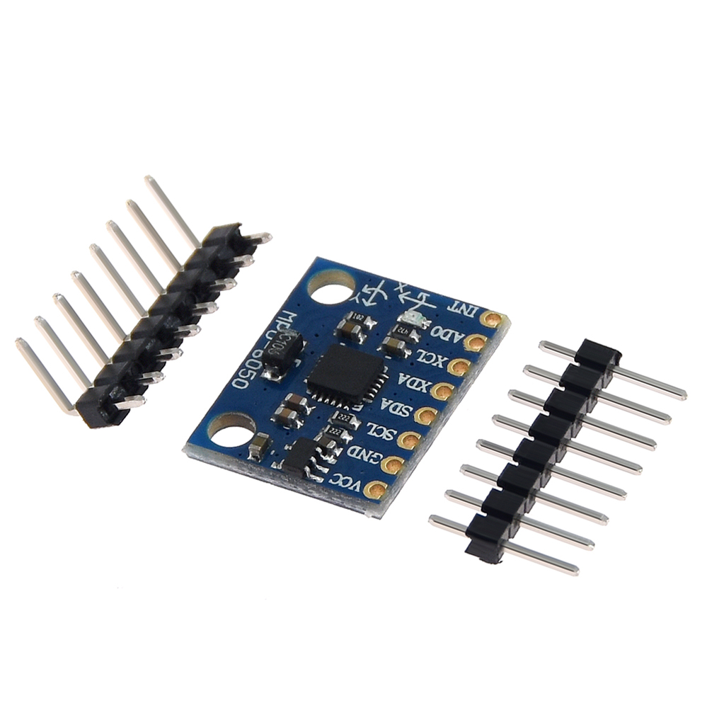 GY-521 gy521 gy 521 MPU-6050 mpu6050 mpu 6050 módulo 3 eixos giroscópio analógico sensores + acelerômetro para arduino kit diy