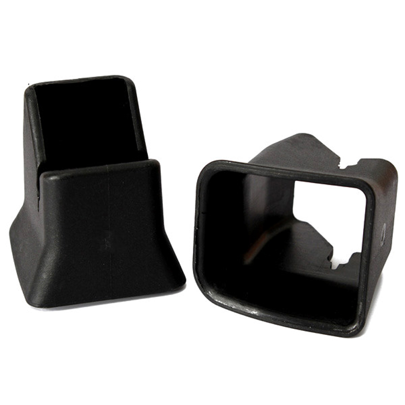 2 Pcs Child Car Safety Seat  ISOFIX Interface Buckle Fixed Guide Groove 4x5x5cm
