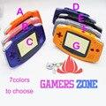 Paquete de piezas de Repuesto completa de Vivienda Shell Para Nintendo Game Boy Advance GBA Azul Claro