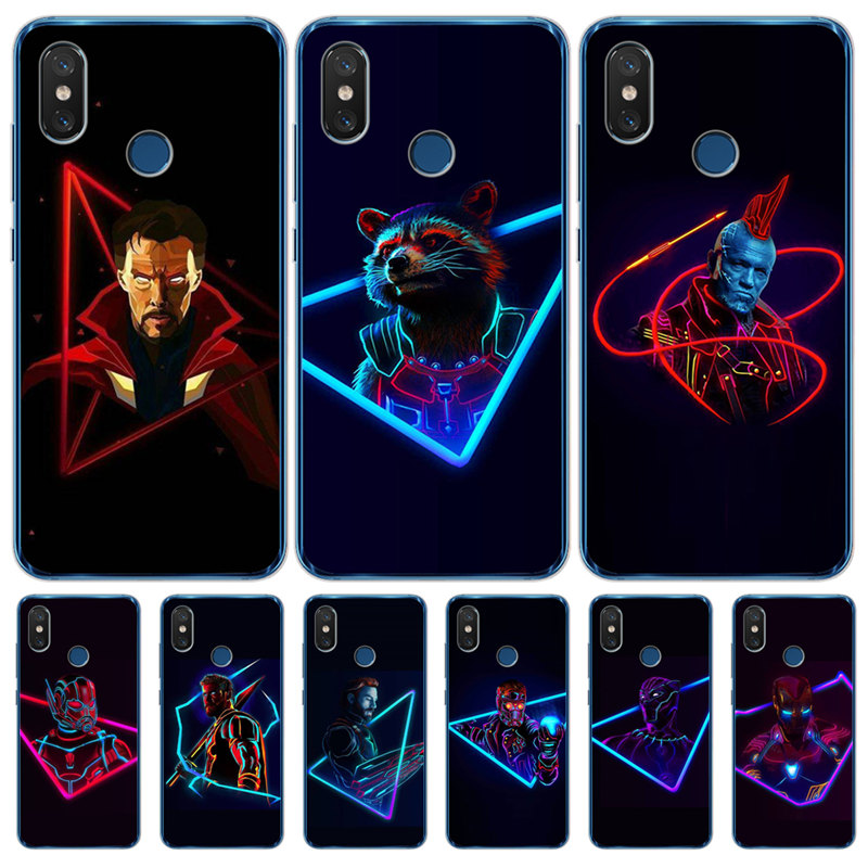 Fitted Cases Silicone Cover Case For Xiaomi Mi A1 A2 5 5s 5x 6 Mi5 Mi6 Note 3 Max Mix 2 2s Marvel Doctor Strange Phone Bags & Cases