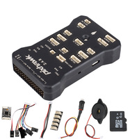 Pixhawk PX4 PIX 2.4.8 32 Bit Flight Controller Autopilot with 4G SD Safety Switch Buzzer PPM I2C for RC Quadcopter