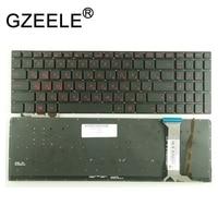 GZEELE NEW for ASUS G771 G771JW GL771JM GL771JW N551J N551JK N551JM N551JQ N551ZU N551Z G551JK G551J Keyboard Backlit Russian RU