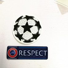 ФОТО world cup champions league ball patch football print  badges soccer hot stamping patch badges diy