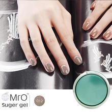 Mro 2 Pieces Lot Sugar Uv Gel Nail Polish 3 Step Soak Off Unhas De Varnish Artificial Nails Vernis Permanente
