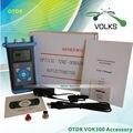 Instrumento de teste de fibra óptica OTDR VOK300D