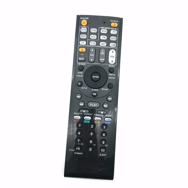 US $4 99 |New Remote Control FOR ONKYO TX NR636 TX NR609 TX NR525 AV  Receiver-in Remote Controls from Consumer Electronics on Aliexpress com |  Alibaba