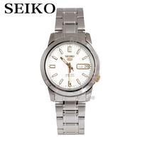 Seiko Male Watch Fashion Mechanical Night Light Men S Day Watch SNKK07K1 SNKK09K1 SNKK17K1