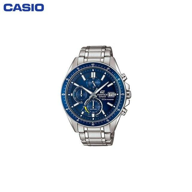 Наручные часы Casio EFS-S510D-2A мужские с кварцевым хронографом на браслете