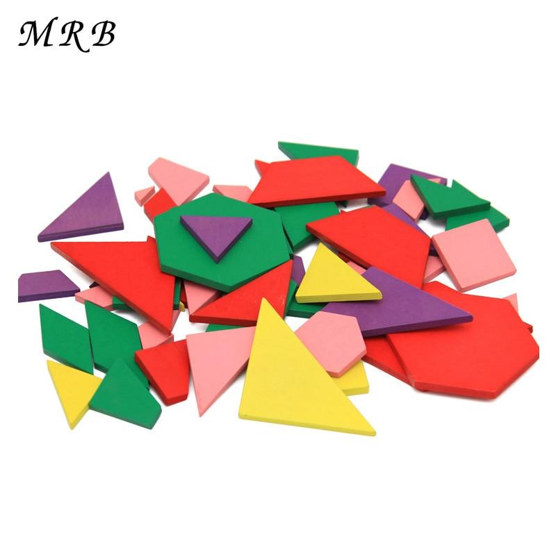 교육 나무 장난감 몬테소리 교육 색상 감각 블록 아기 교육 장난감 수학 조기 개발 교육 보조 oyuncak