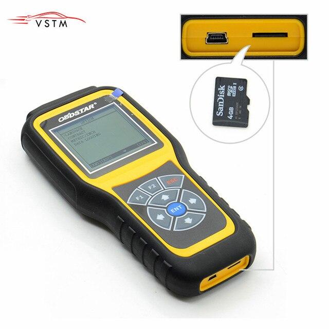 Heißer verkauf Original OBDSTAR X300M Spezielle für Kilometerzähler Einstellung und OBDII X300 M Kilometerstand Korrektur Werkzeug kostenloser versand