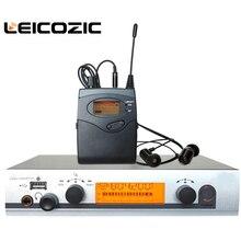 Leicozic в ухо монитор системы 300G3 IEM Wilress мониторинг беспроводной в ухо Мониторы ew g3 этап в ухо системы inear iem системы