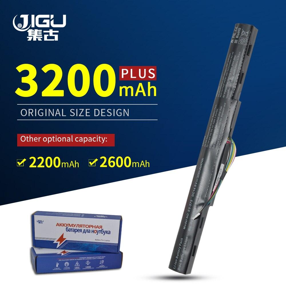 JIGU 4CELLS AS16A5K AS16A8K  Laptop Battery For ACER For Aspire E5-575 E5-553  E5-575T E5-576G E5-475G