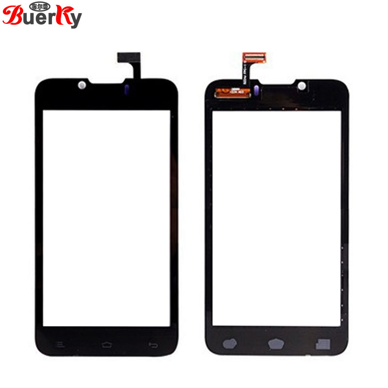 BKparts  100% Test 10pcs Touch screen For Fly IQ441 Radiance Touchscreen front glass panel Digitizer Replacement free shippingBKparts  100% Test 10pcs Touch screen For Fly IQ441 Radiance Touchscreen front glass panel Digitizer Replacement free shipping