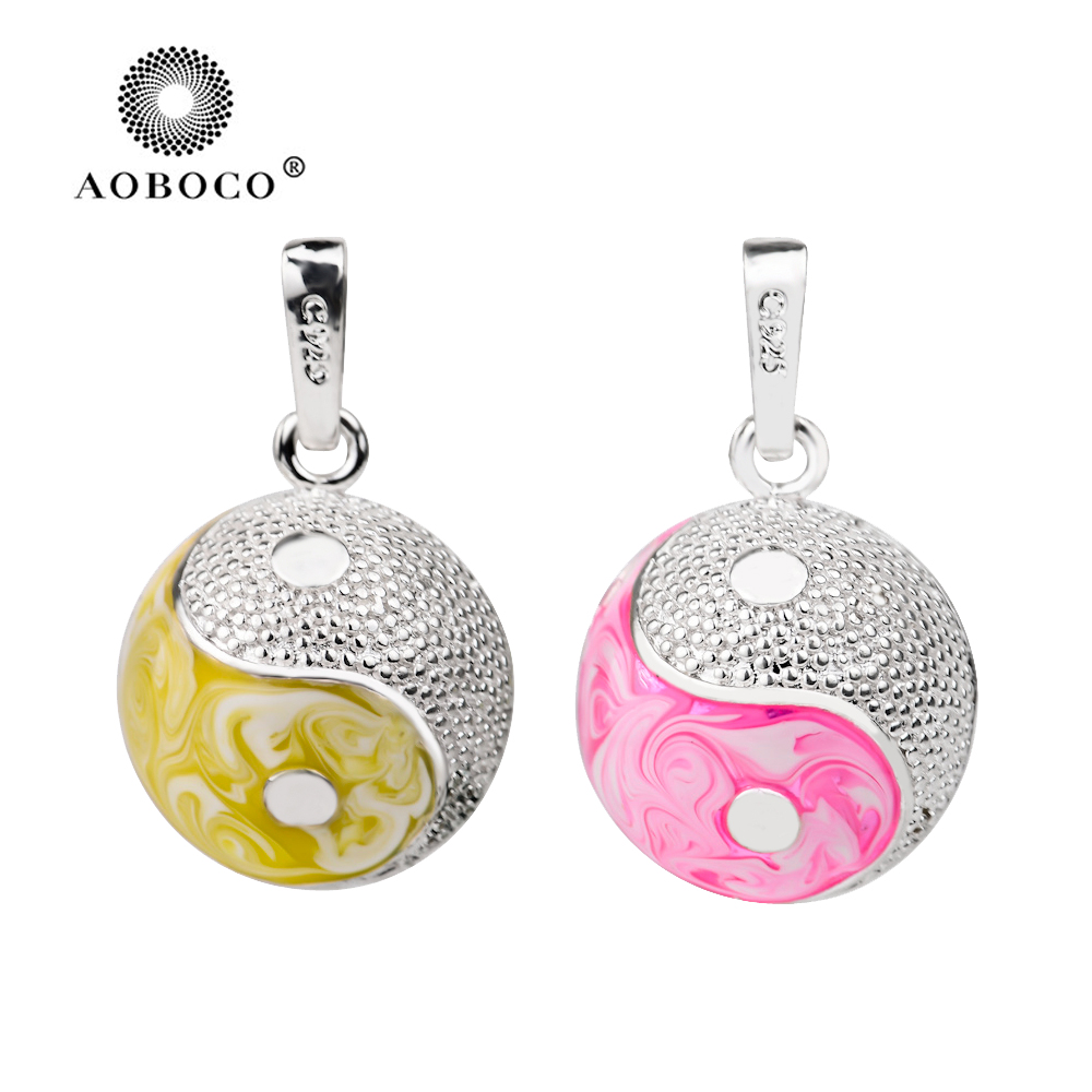 hight resolution of detail feedback questions about aoboco sweet eight diagrams mexican bola ball sound belly bola pregnancy pendant for women children best gift fashion