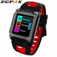 ZGPAX S929 GPS Bluetooth Sport Smart Watch IP68 Waterproof Swim Fitness Tracker Stopwatch Heart Rate Monitor Smartwatch